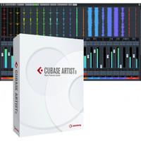 Cubase Artist 8 DAW Software (ST-CA8)