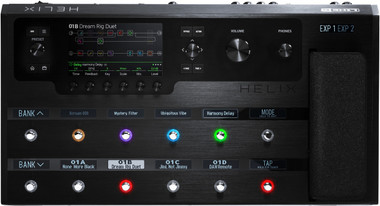 Line 6 Helix Guitar Multi-effects Processor Australia