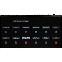 Line 6 Helix Control - Floor controller For Helix Rack Guitar World Australia Ph 07 55962588