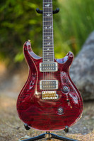 PRS 30th Anniversary Custom 24 Quilt Black Cherry - 220600