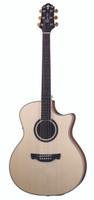 CRAFTER GAE650 SOLID TOP CUTAWAY ACOUSTIC/ELECTRIC GUITAR Guitar World AUSTRALIA