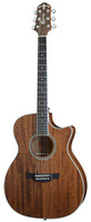 Crafter TE6 MH/BR Acoustic Electric Guitar