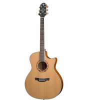 Crafter GAE 15 N Grand Auditorium Acoustic Electric