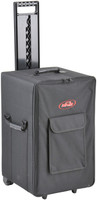 SKB Large Rolling Case w/Wheels and Handle - 21.25'' x 12.50'' x 13.25''