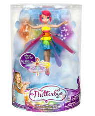 Flutterbye Fairy - Deluxe Light Up Rainbow Fairy