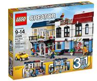 LEGO Creator Bike Shop & Café 31026