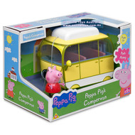Peppa Pig Caravan Playset 05332