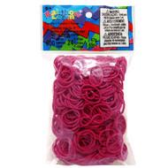 Fuschia - Rainbow Loom Rubber Bands