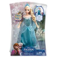 Disney Frozen Musical Magic Elsa Doll (MATY9965B)