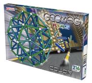 Geomag Colour 216 Piece Magentic Set