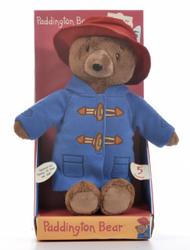 Paddington Bear Talking Plush toy movie edition