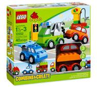 LEGO DUPLO® Creative Cars 10552