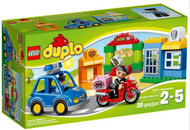 LEGO Duplo My First Police Set
