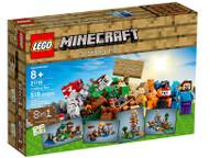 Lego Minecraft 21116 Crafting Box