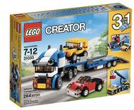 Lego Creator 31033 Vehicle Transporter