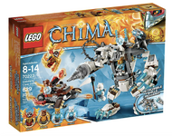 Lego Chima Icebite's Claw Driller 70223