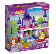 Lego Duplo Sofia the First Royal Castle