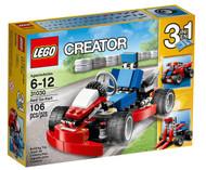 LEGO Creator Red Go-Kart 31030