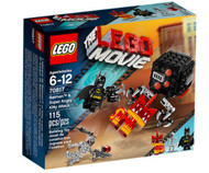 LEGO Movie Batman & Super Angry Kitty Attack (70817)