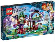 Lego The Elves' Treetop Hideaway