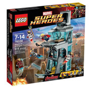 Lego Marvel Super Heroes Attack on Avengers Tower