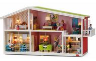 Lundby Smaland Doll's House + FREE Smaland Rabbit Set
