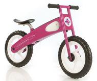 Eurotrike Glide 30cm Balance Bike Hot Pink XG49