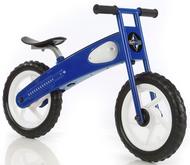 Eurotrike Glide 30cm Balance Bike Blue