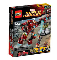 76031 Lego Marvel Super Heroes The Hulk Buster Smash