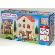 Sylvanian Families Cedar Terrace Gift Set - NEW!
