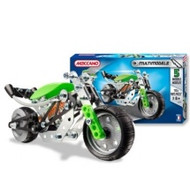 Meccano Street Motorbike Multimodels 5 Model Set 833550