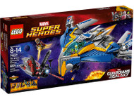 LEGO Guardians of the Galaxy 76021 The Milano Spaceship Rescue