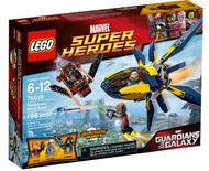 LEGO Guardians of the Galaxy 76019 Starblaster Showdown