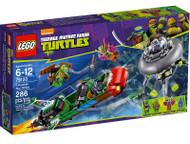 LEGO Teenage Mutant Ninja Turtles T-Rawket Sky Strike 79120