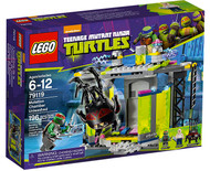 LEGO Teenage Mutant Ninja Turtles Mutation Chamber Unleashed 79119
