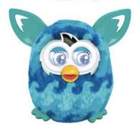 Furby Boom Blue Waves