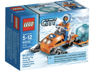 Lego Arctic Snowmobile 60032