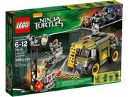 LEGO Teenage Mutant Ninja Turtle Van Takedown 79115