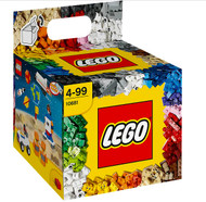 LEGO Creative Building Cube Bricks and More 10681