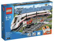 Lego High Speed Passenger Train 60051