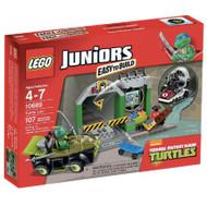 LEGO Teenage Mutant Ninja Turtle Lair 10669