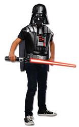 Darth Vader Star Wars Child's Molded Chest Costume