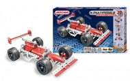Meccano 20 Model Motorized Formula 1 Set 6023648