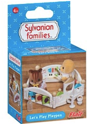 Sylvanian Families Let's Play Playpen (SF4457)