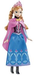 Disney Frozen Anna of Arendelle Doll by Mattel (Y9958)