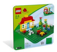 Green LEGO® DUPLO® Baseplate 2034