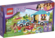 Lego Friends Summer Caravan 41034