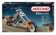Meccano Evolution Chopper Motorbike 4200