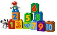 LEGO DUPLO® Number Train 10558
