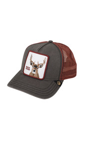 Goorin Bros. Fever Brown Trucker Hat